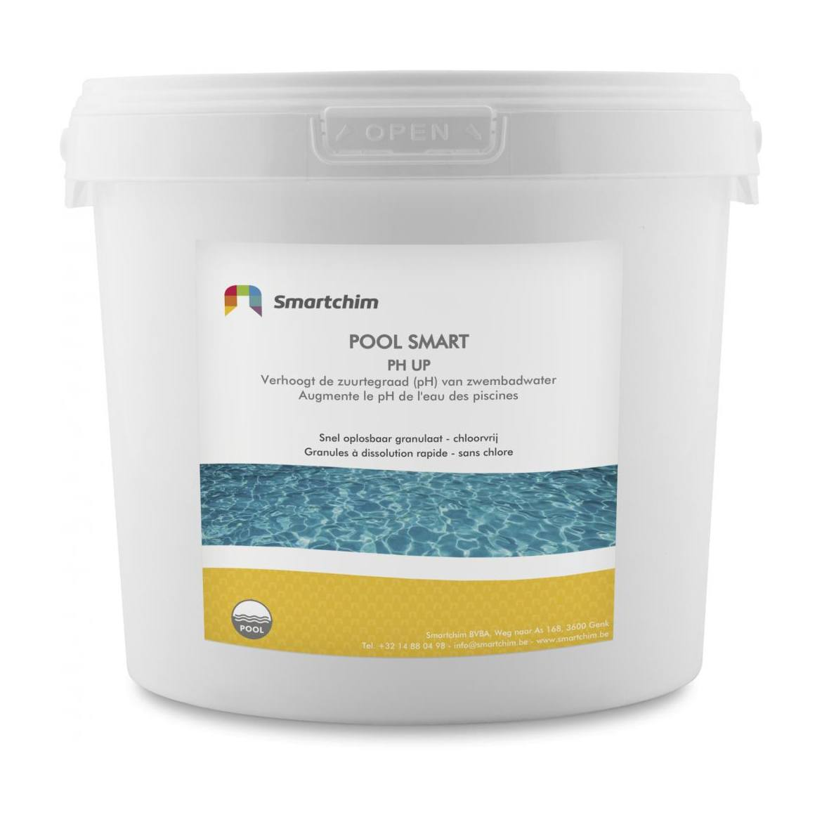 pH Plus 5Kg - Poolsmart